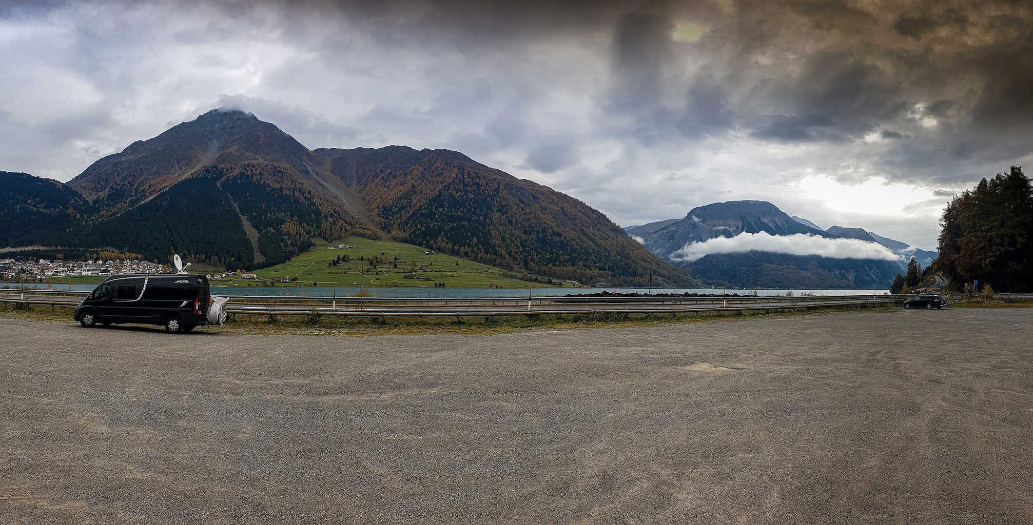 01_Südtirol_Reschensee