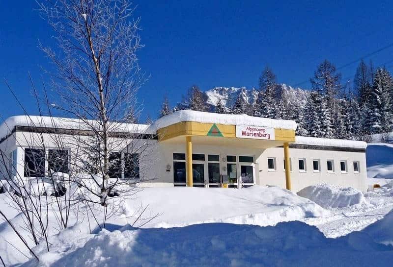 Alpencamp Marienberg