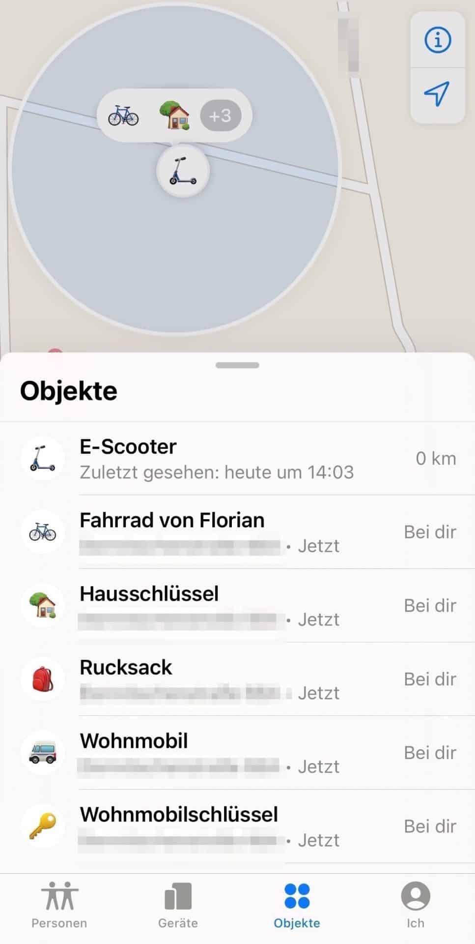 Apple-Airtag-App-Wo-ist