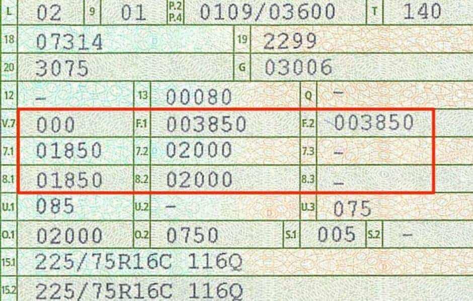 Auflastung_Fahrzeugscheinänderungen_Markierung