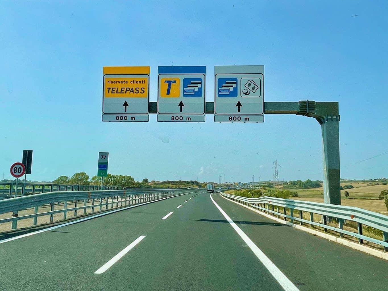 Bip-and-Go-Telepass-Mautstation-Italien-Frankreich-Spanien-Portugal-richtig-einordnen