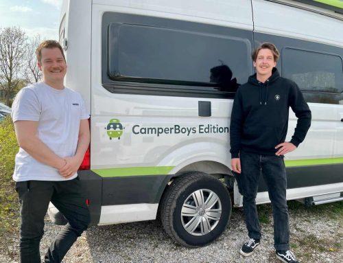 Camperboys – Einfach Wohnmobil und Lifestyle mieten