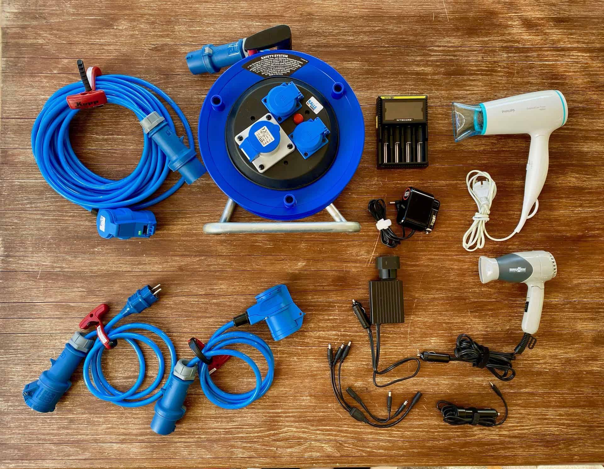 Camper_Help_Workshop_Stromversorgung