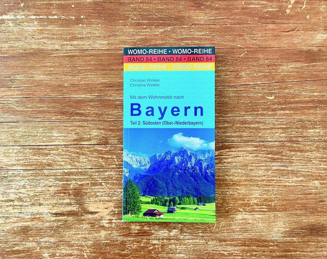 Camping-Buecher-WOMO-REIHE-Bayern