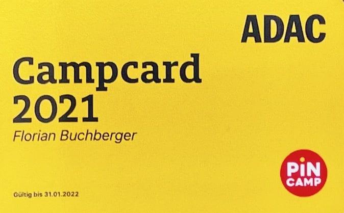 Campingkarten-ADAC