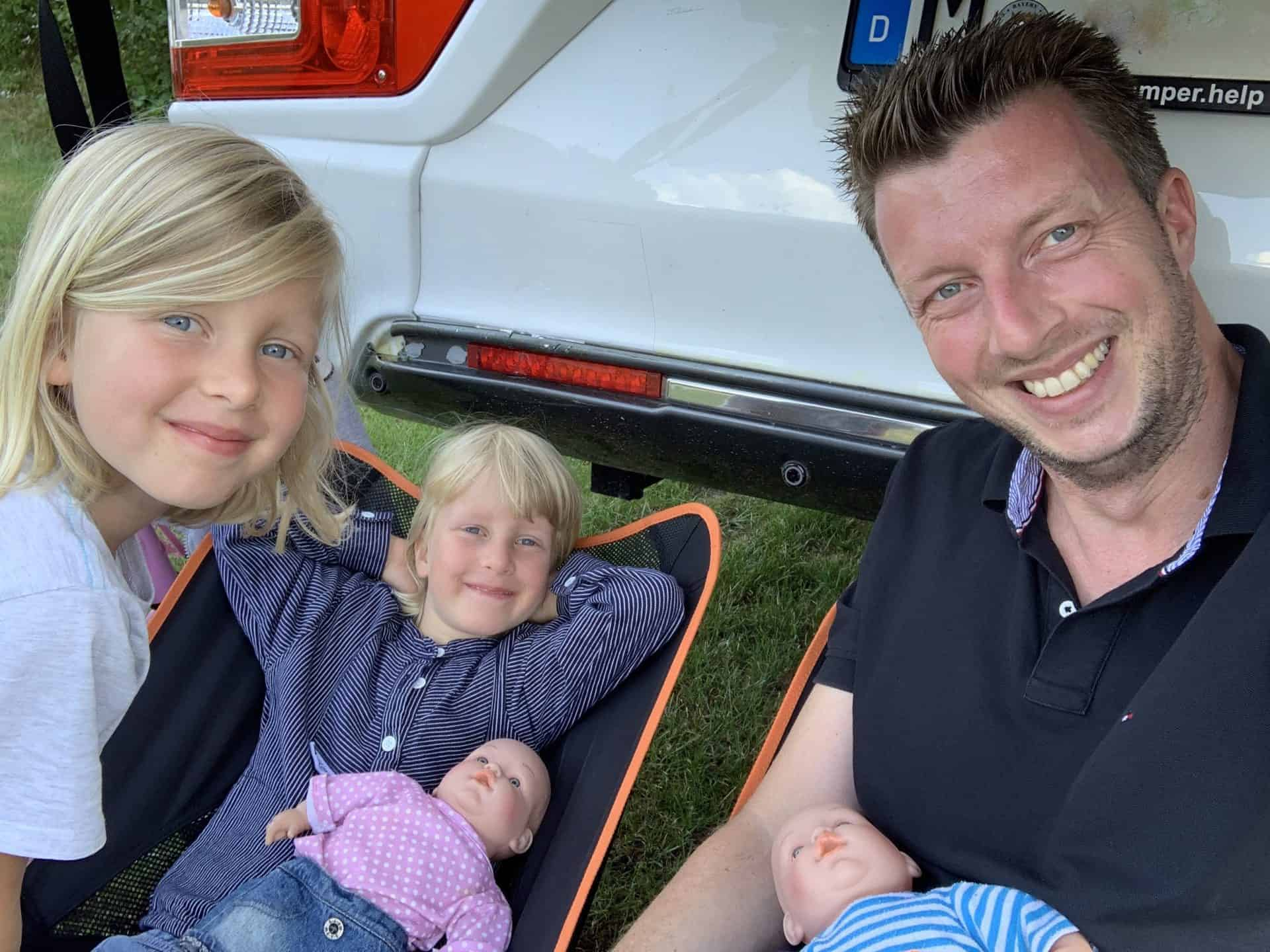 Campingsitze_klappbar_klein_höhenverstellbar_Florian_und_Familie