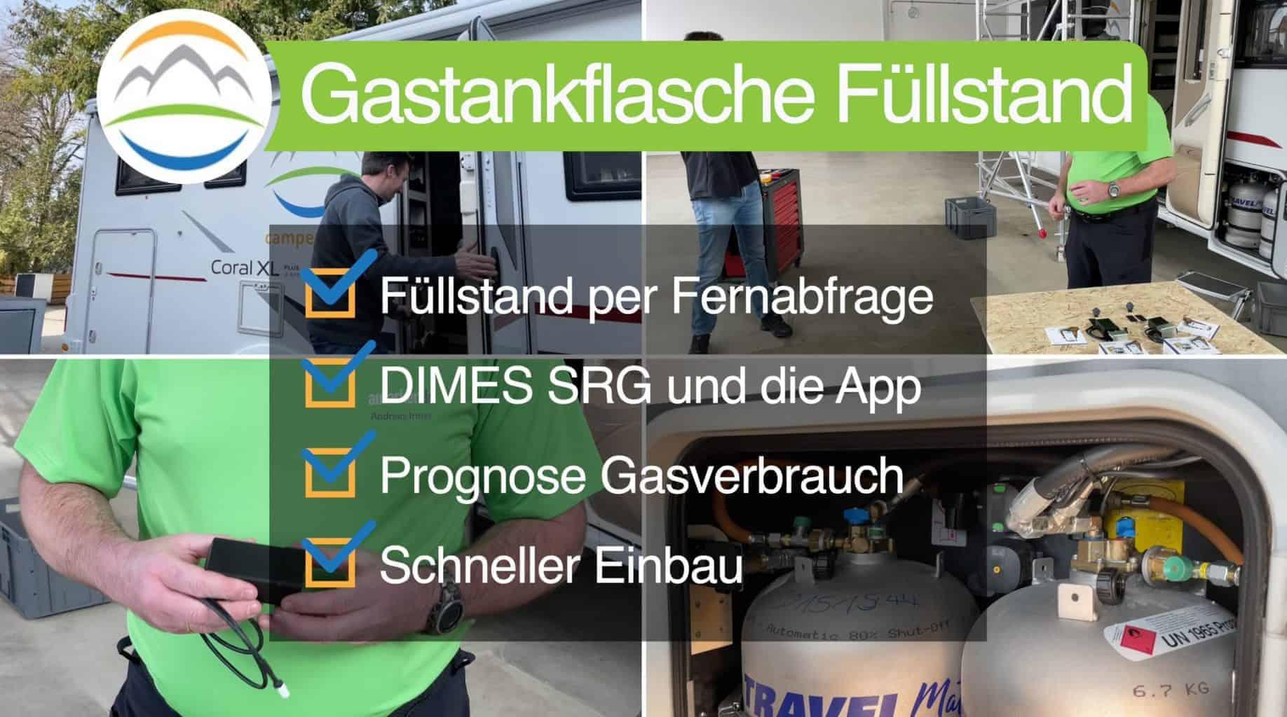 DIMES-SRG-Füllstand-Gastankflaschen-Überblick