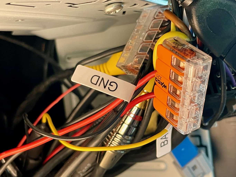Dashcam-Garmin-Mini-2-Park-Kabel-Parking-Mode-Kabel-GND-BAT-ACC