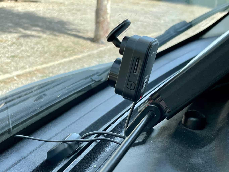Dashcam-Garmin-Mini-2-Wohnmobil-Ducato-Remi-Front-IV-Windschutzscheibe