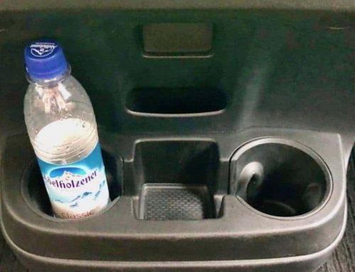 Getränkehalter für Fahrerhaus und Innenraum vom Camper