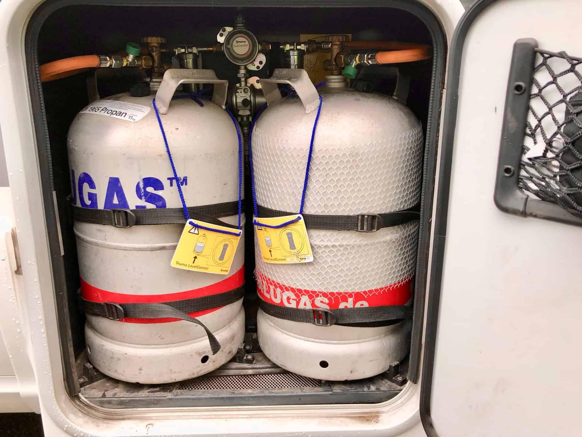 Gasflaschenkasten_Aluflaschen_Gasdruckregler