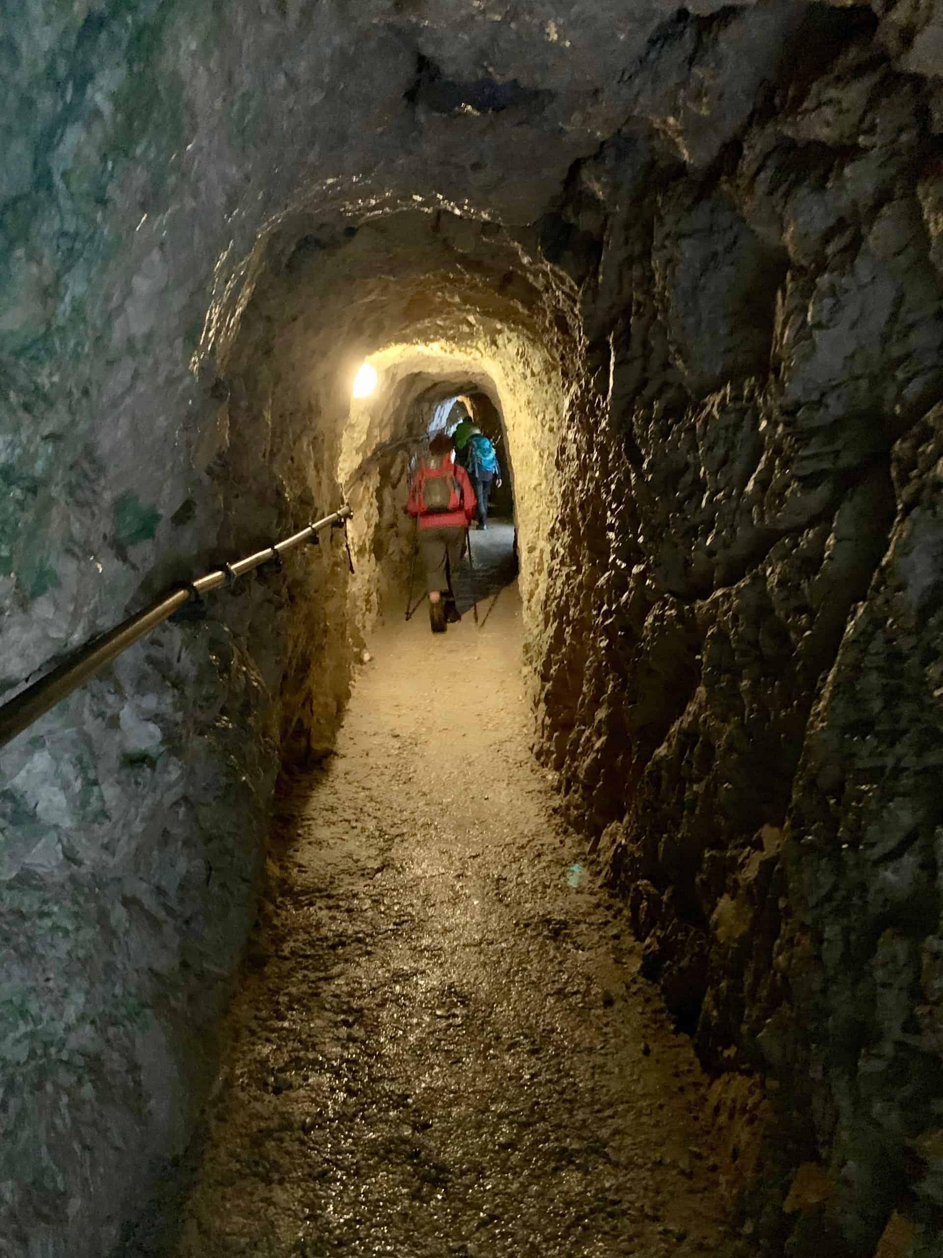 Höllentalklamm_Tunnel