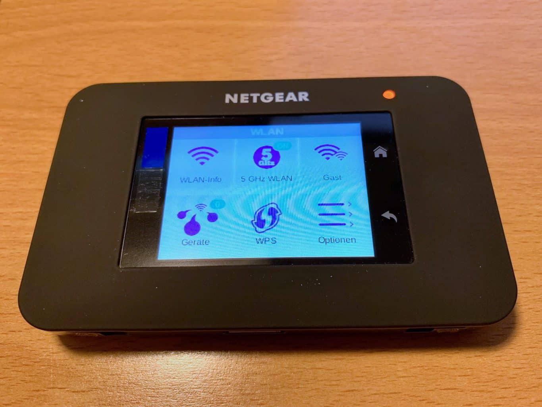 Internet-Router-Netgear-Netcard