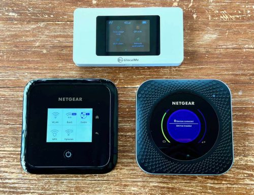6 Internet Router für Camping, Home-Office, Home-Schooling