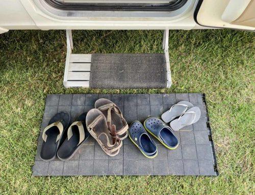 Bodenplatten, Bodenfliesen für Vorzelt, Wohnmobil und Wohnwagen