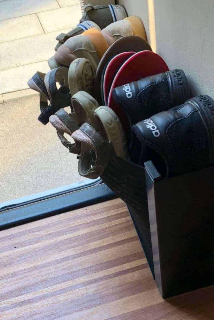 Kiiper Netz Schuhe
