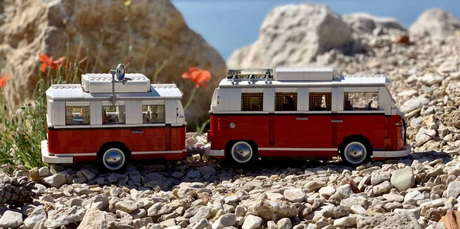 Kroatien_Duce_Lego_Wohnmobil_mit_Mohn_Meer