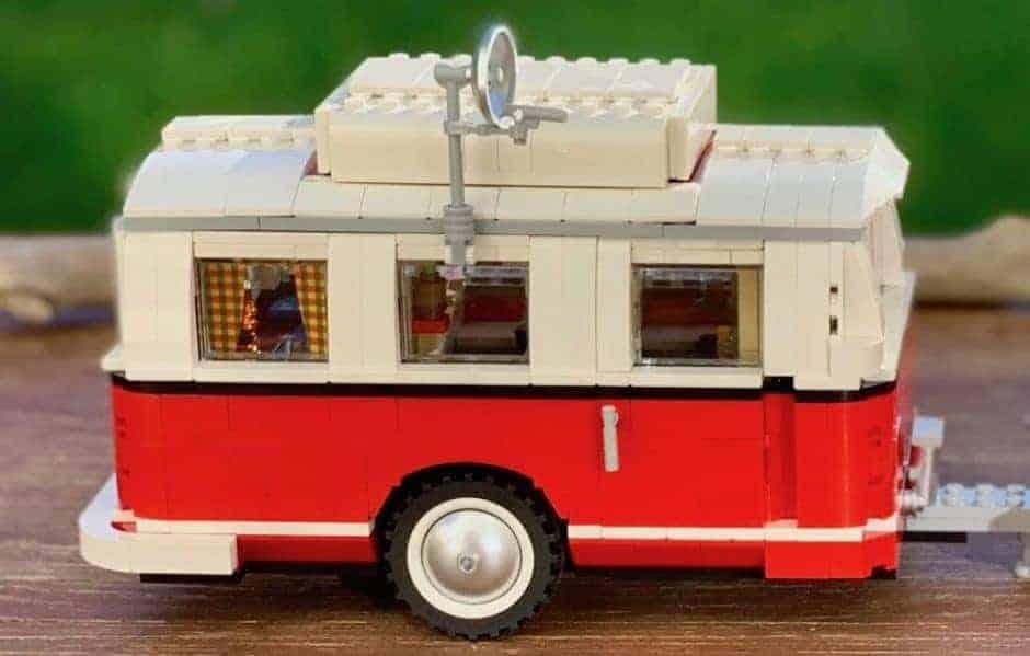 Lego Wohnwagen Bricksworld