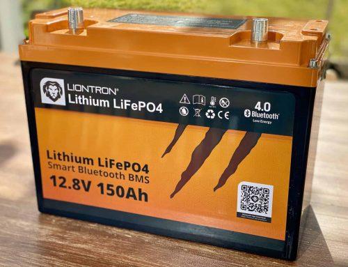Von der Blei- zur Lithium Batterie im Camper – Vor- und Nachteile