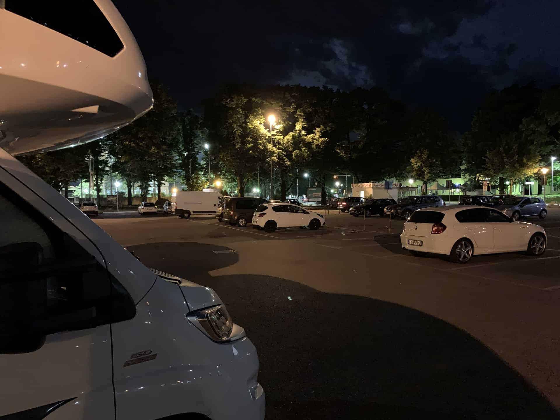 Meran_Parkplatz