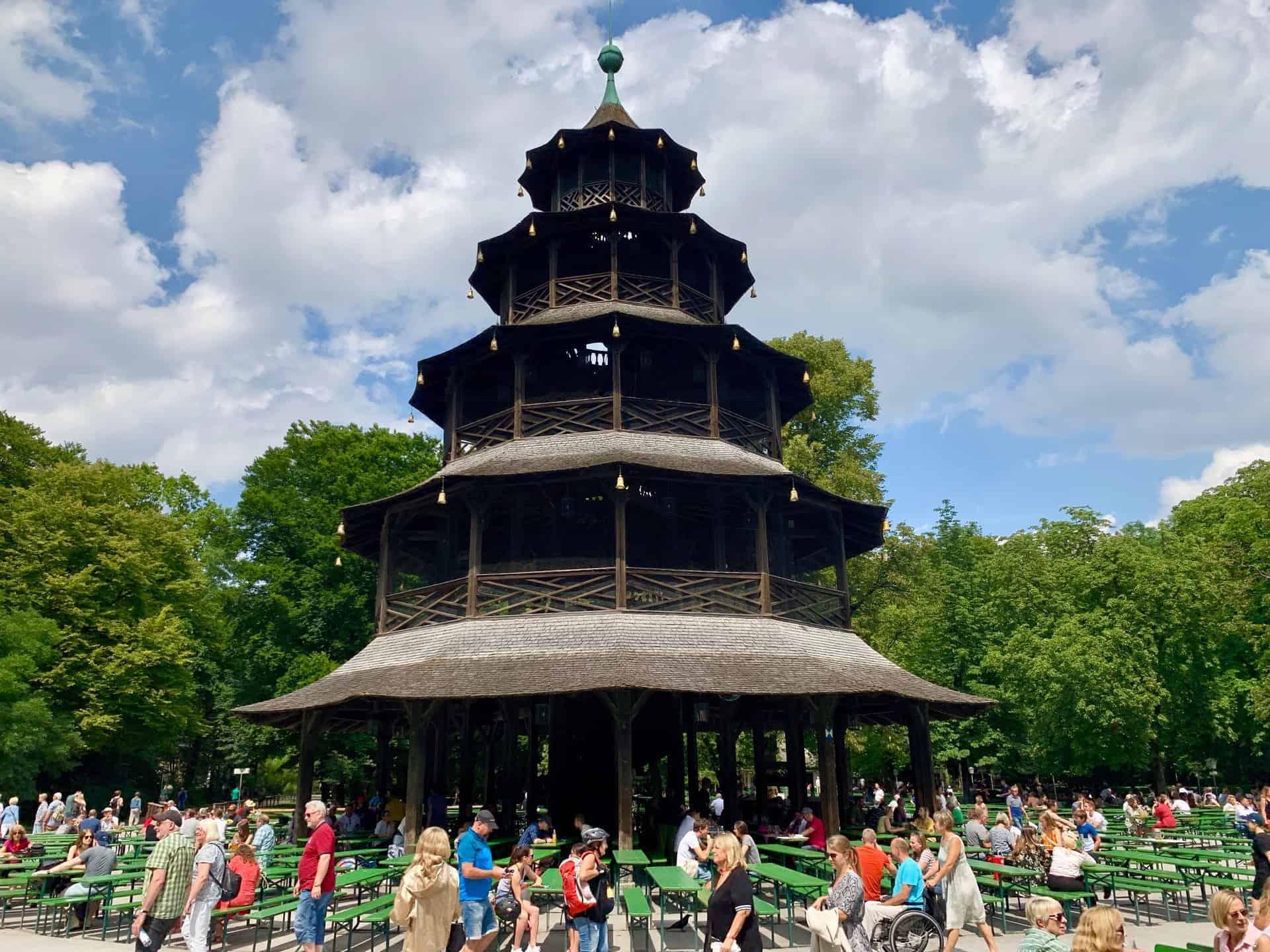 München_Biergarten_Chinesischer_Turm