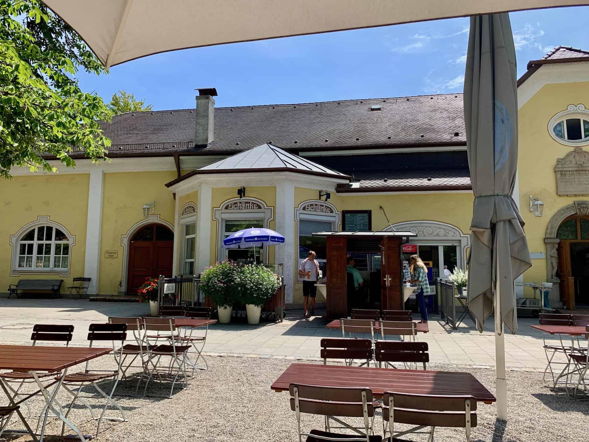 München_Biergarten_Taxisgarten_Schänke
