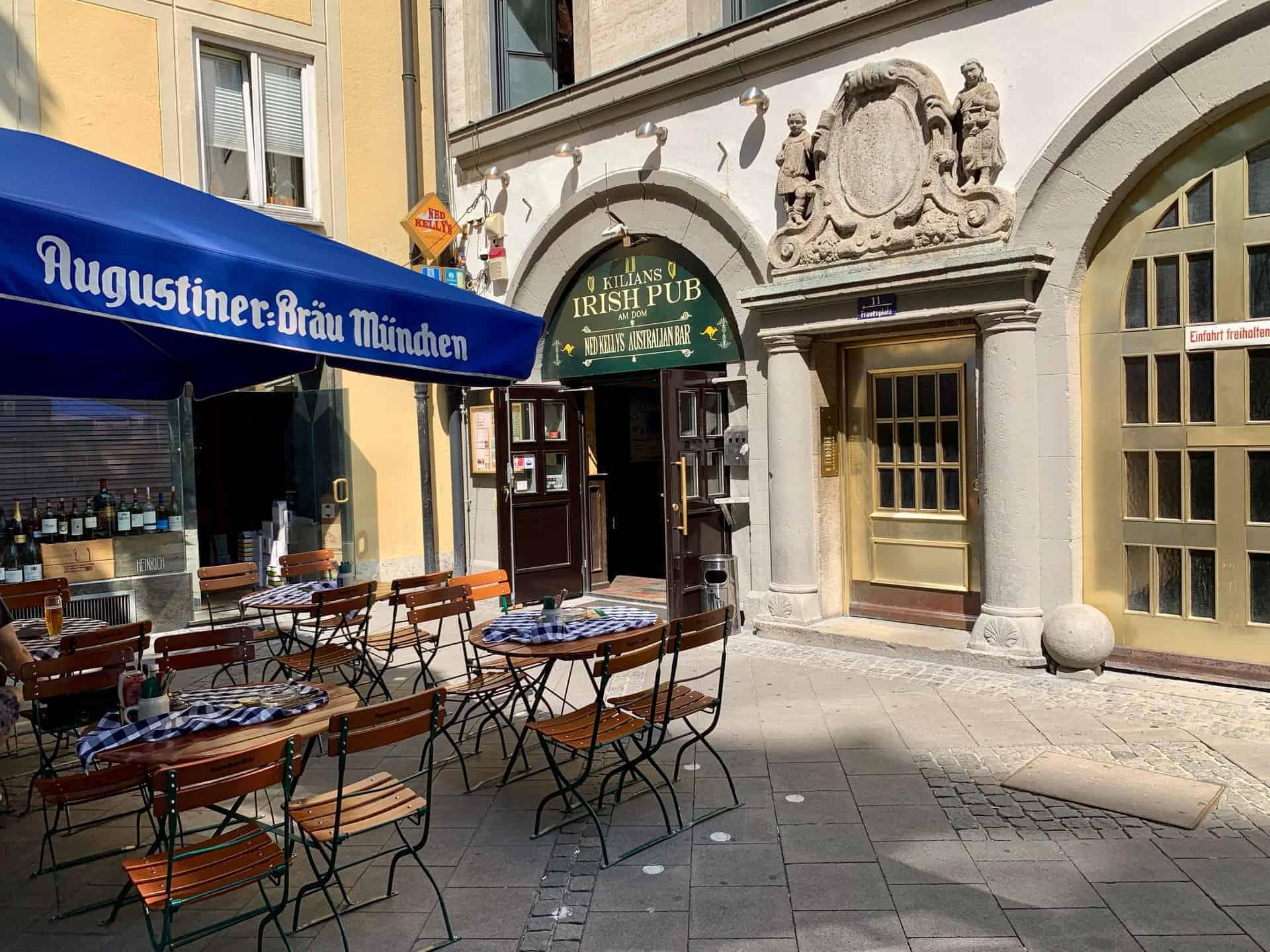 München_Kilians_Irish_Pub_an_der_Frauenkirche