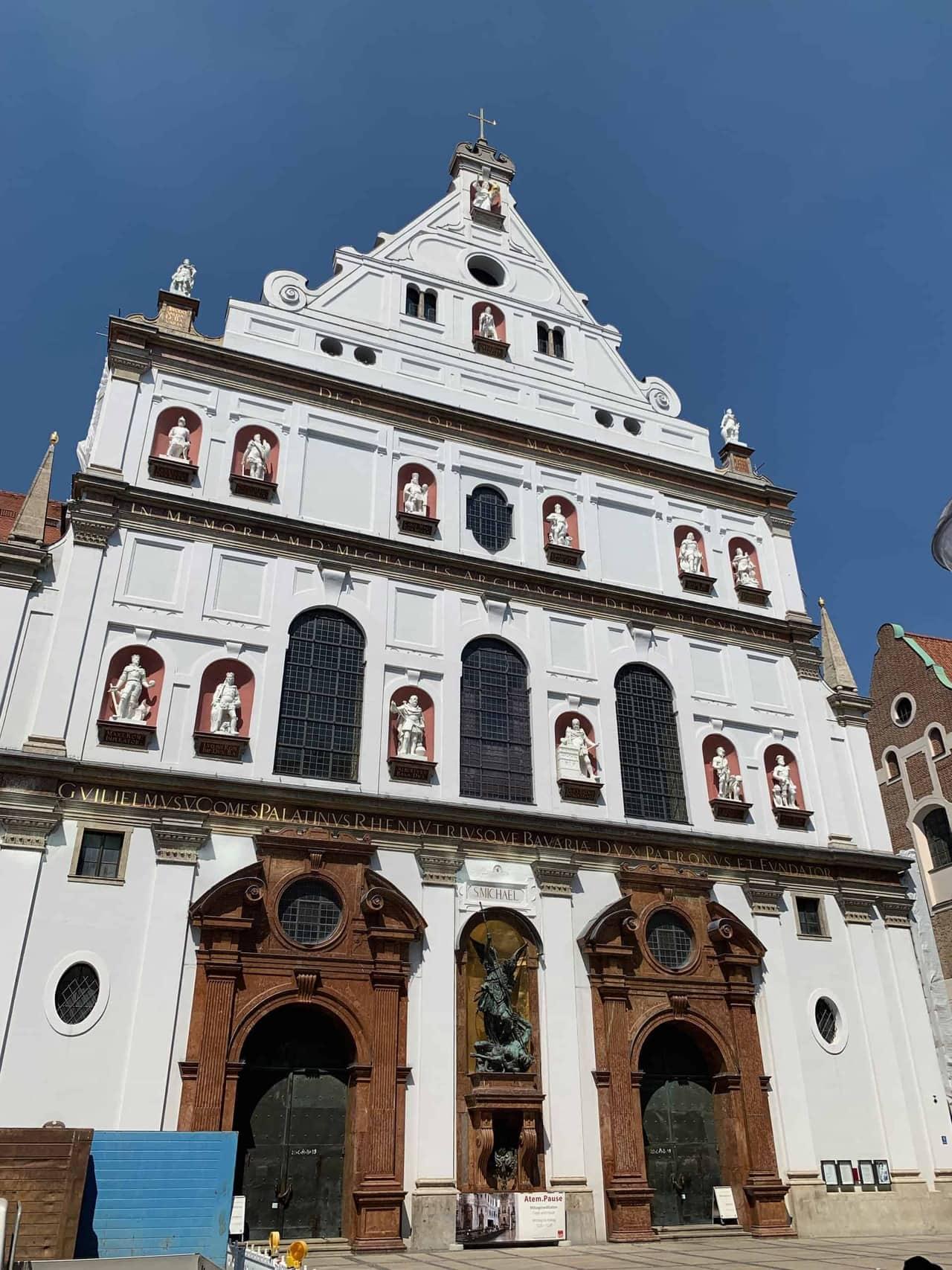 München_Sankt_Michael