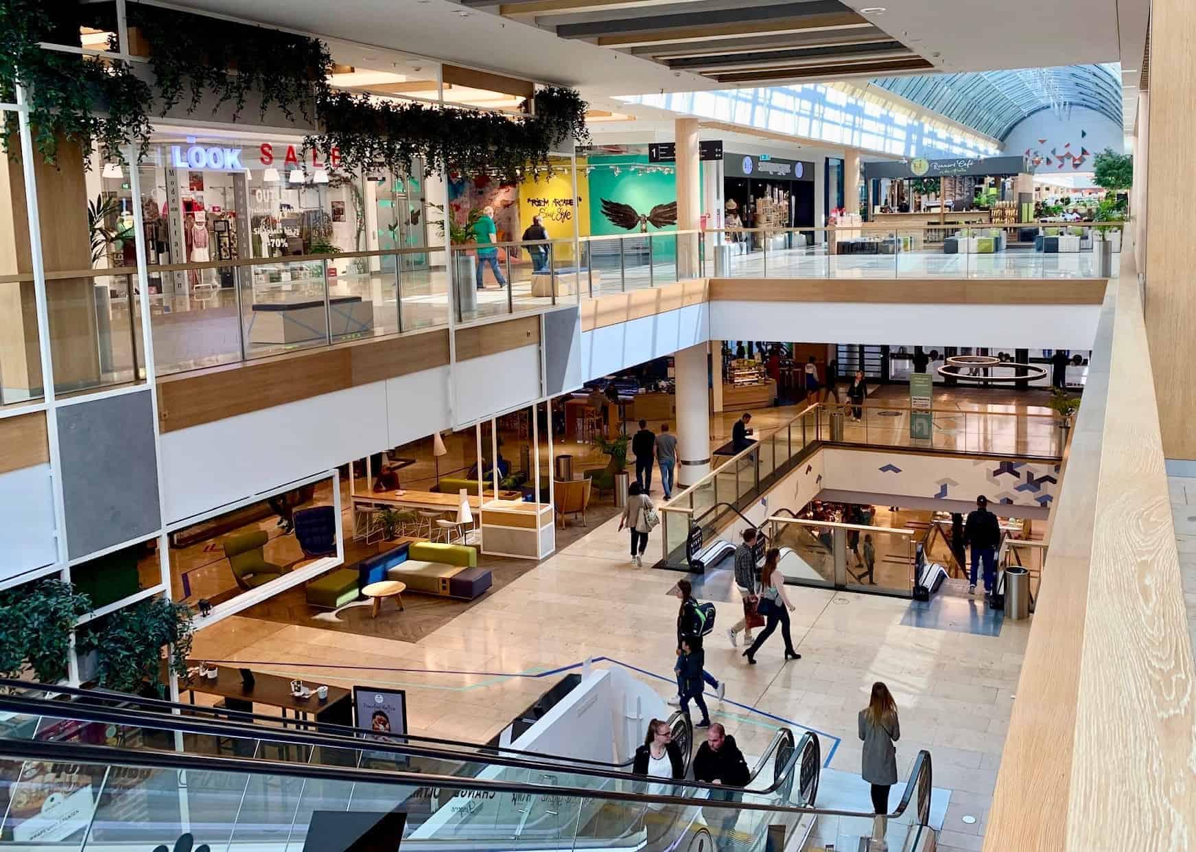 München_Shopping_Riem_Arcaden_Zweiter_Stock