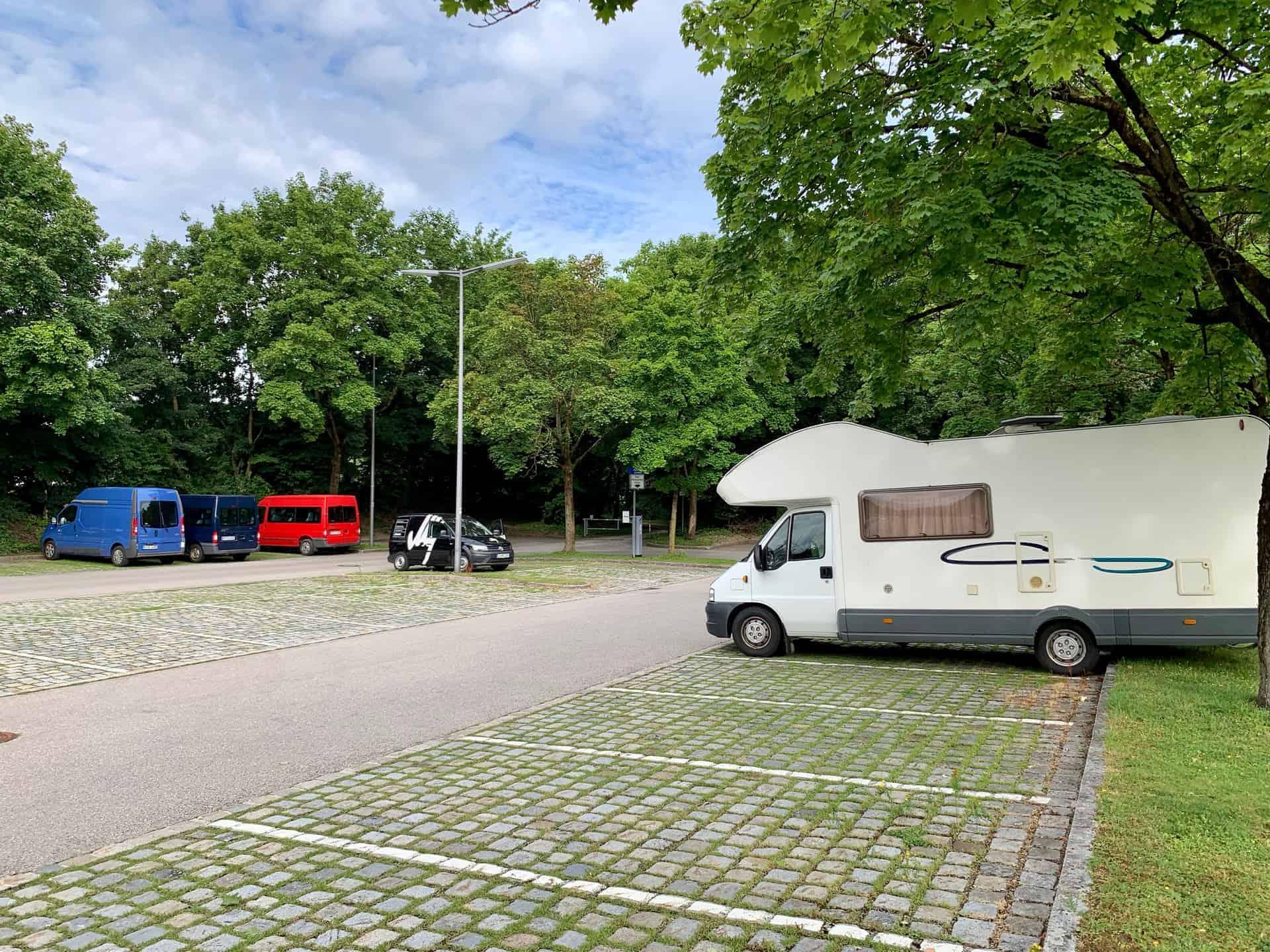 München_Studentenstadt_PR_Parkplatz