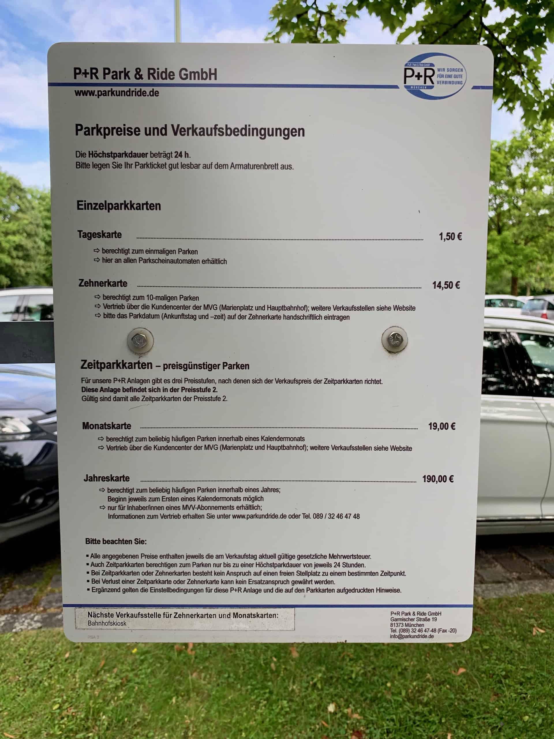 München_Studentenstadt_PR_Parkplatz_Parkpreise
