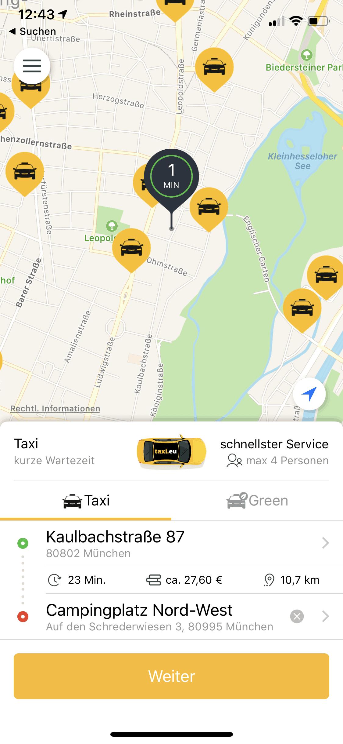 München_Taxi_Taxi_eu_App