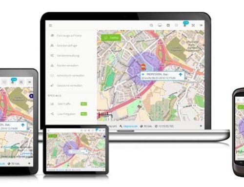 Incutex GPS Tracker als Alarmanlage oder als Reisekarte