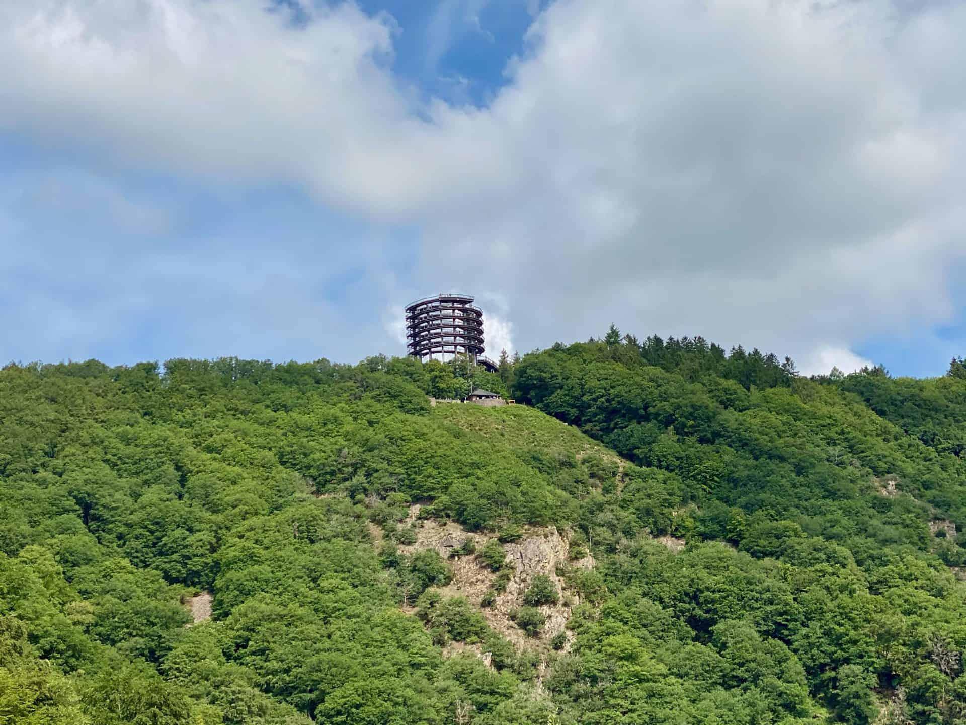 Naturpark-Saar-Hunsrück-Saarschleife-Baumwipfelpfad