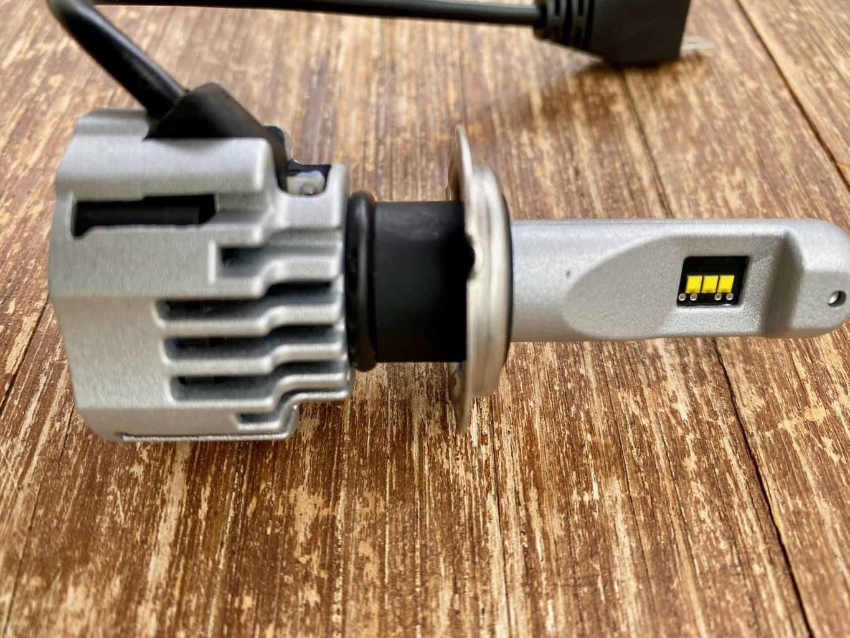OSRAM-Nighbreaker-H7-LED-Seitenansicht