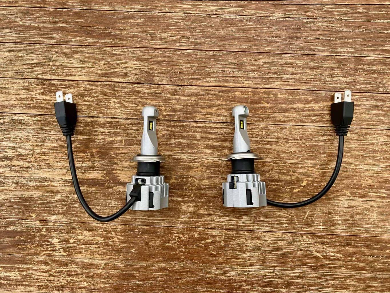 OSRAM-Nighbreaker-H7-LED-ausgepackt