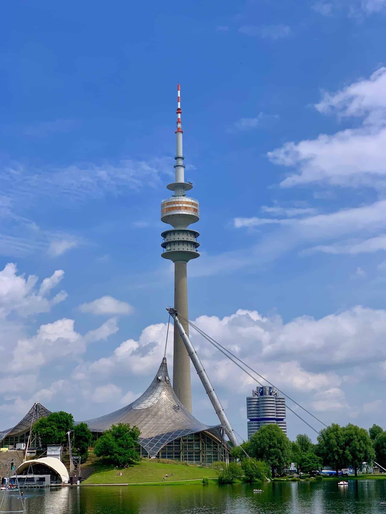 Olympiapark_Olympiaturm
