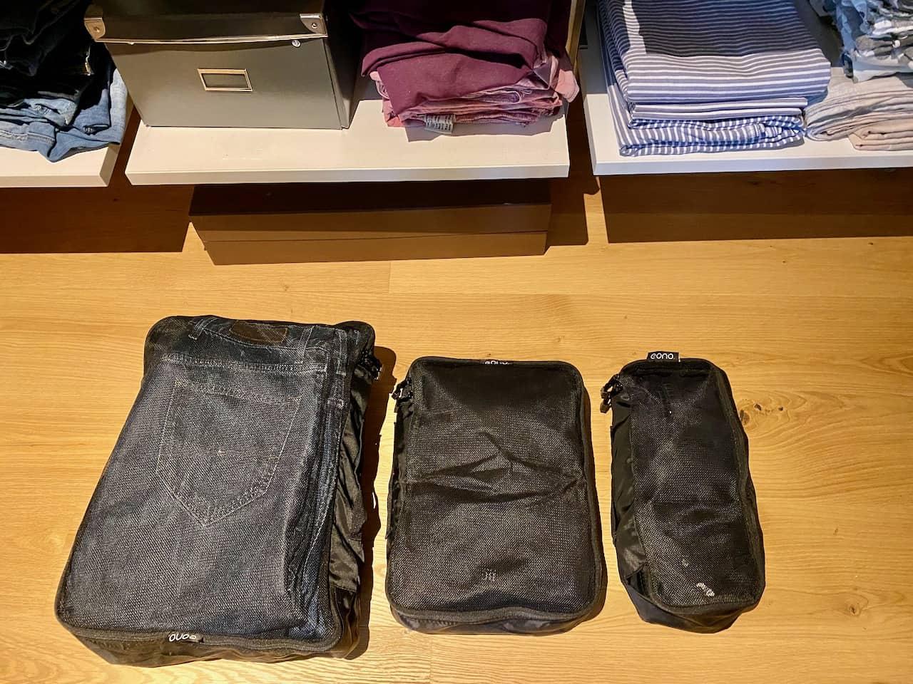 Packtaschen-Kompressiontaschen-Kleider-Packwürfel-vom-Kleiderschrank-ins-Wohnmobil