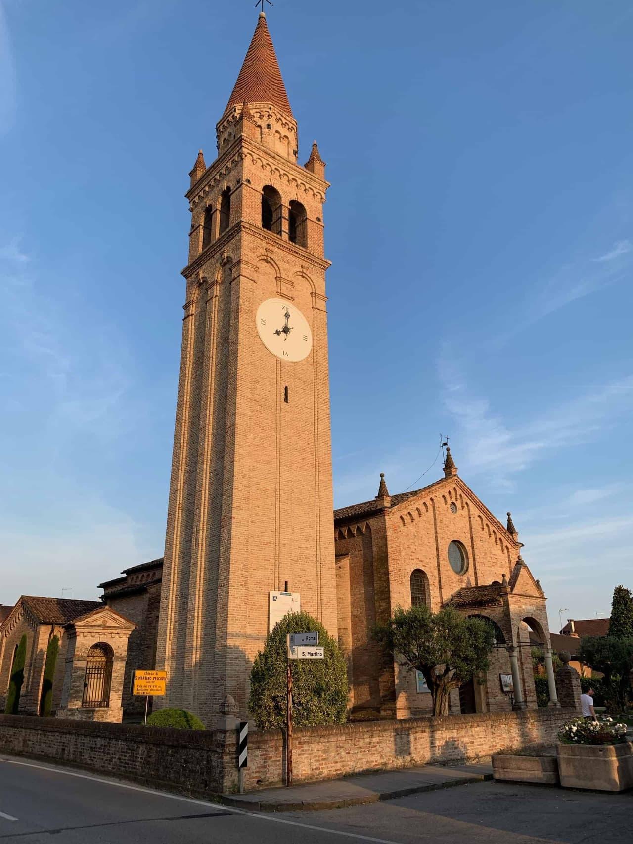 Pianiga_Kirche