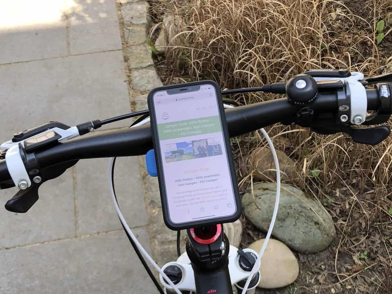 Quad_Lock_Fahrradhalterung_Lenker_mit_Handy