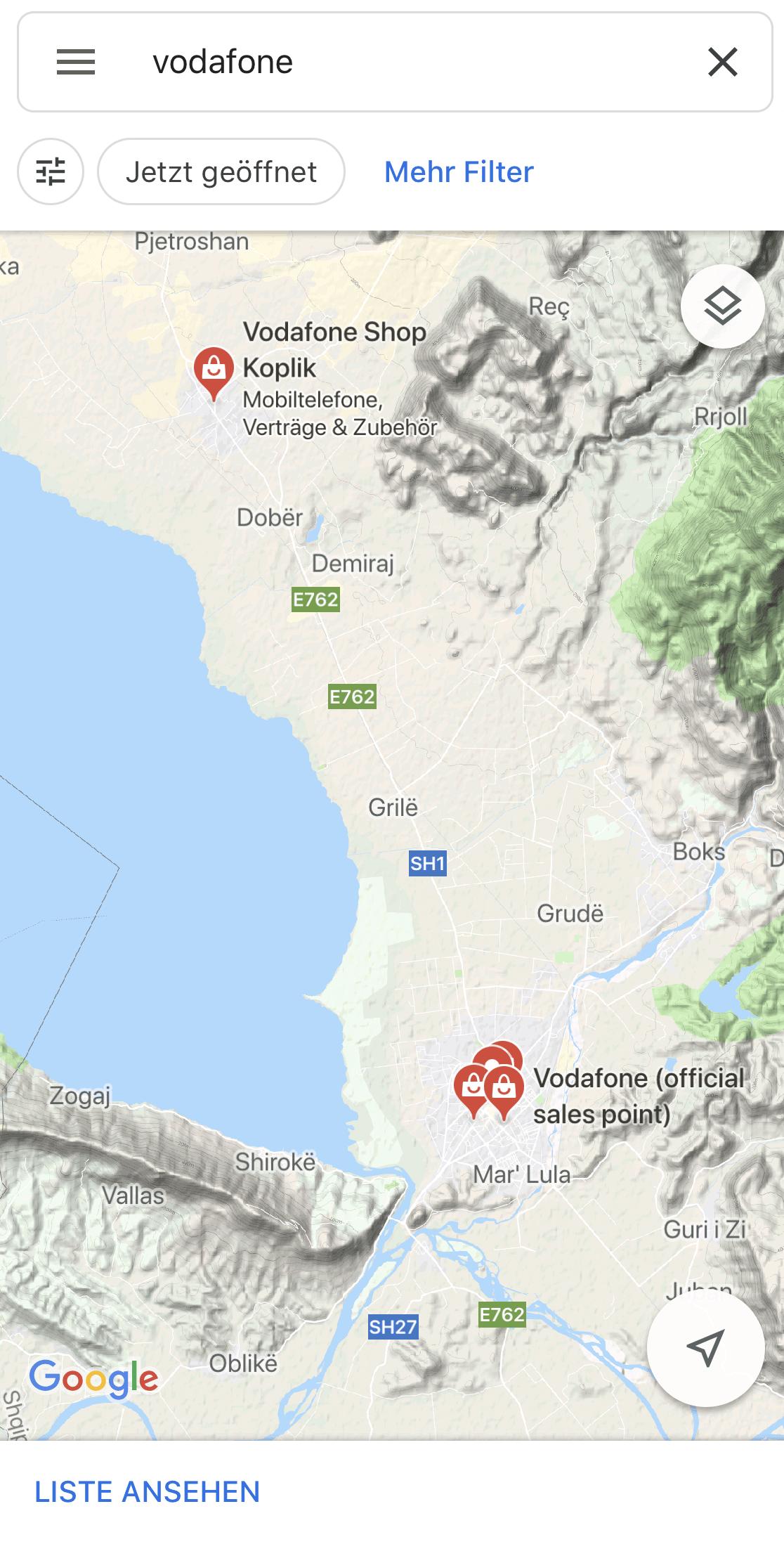 Roaming_SIM_Karten_Shop_suchen_mit_Google_Maps