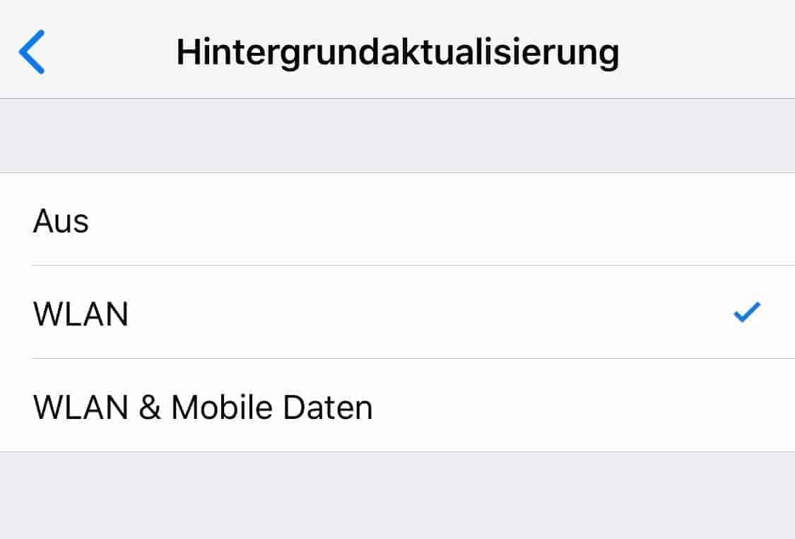 Roaming_iOS_Hintergrundsaktualisierung_WLAN_und_Mobile_Daten