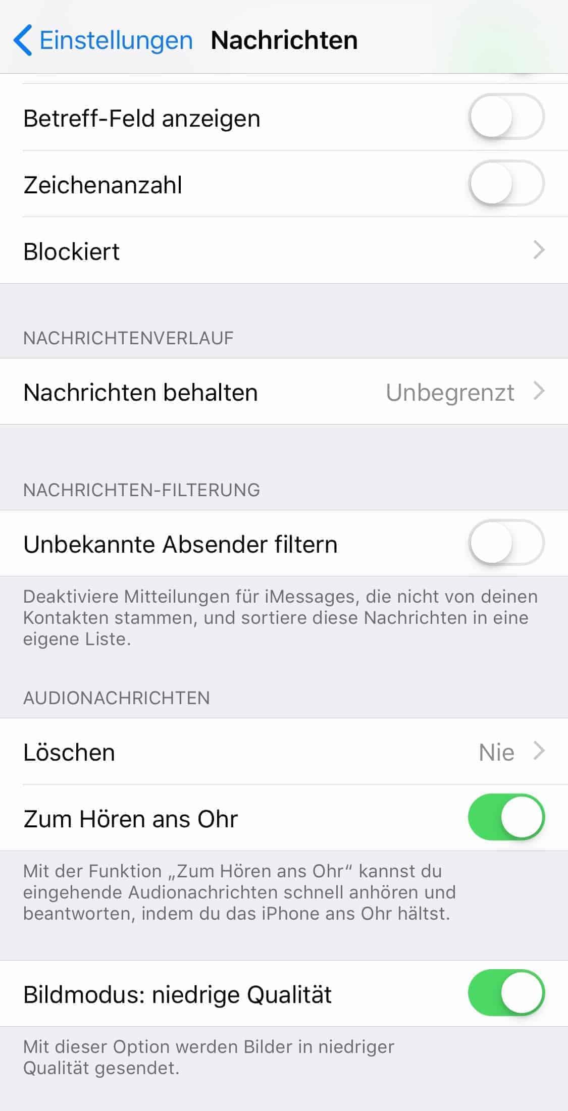 Roaming_iOS_Nachrichten_Bildmodus