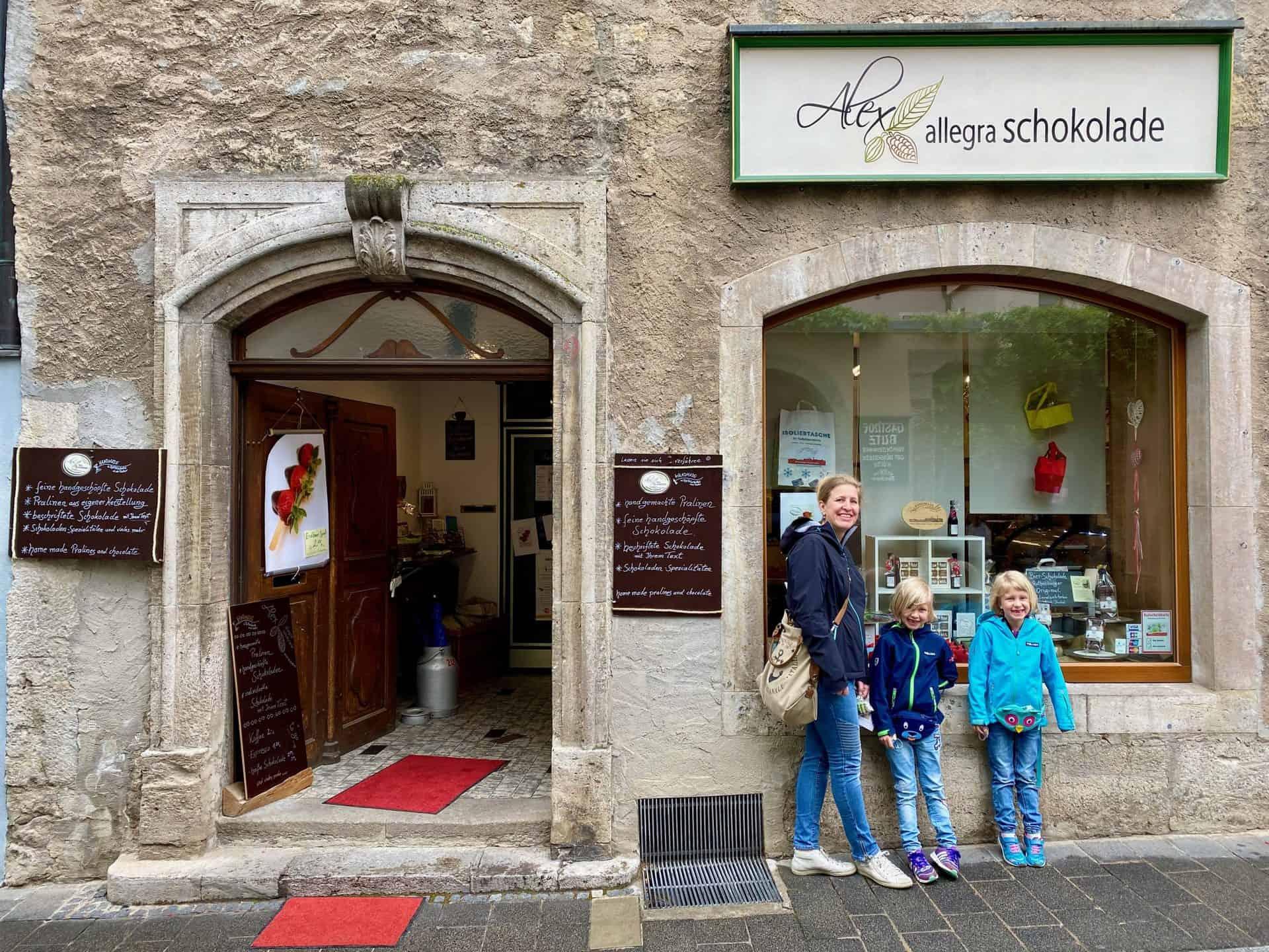 Rothenburg-ob-der-Tauber-Alex-Alexgra-Schokolade