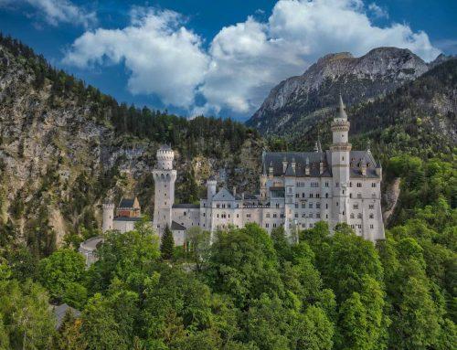 Neuschwanstein, Schwangau, Füssen, Forggensee. Campen ohne Camping.