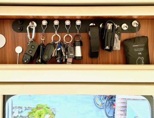 Silwy Garderobe, Schlüsselbrett und DIY Verbesserungen