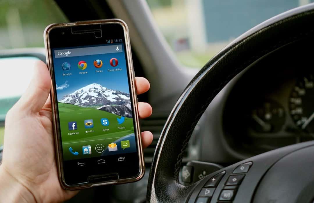 Smartphone Apps Auto