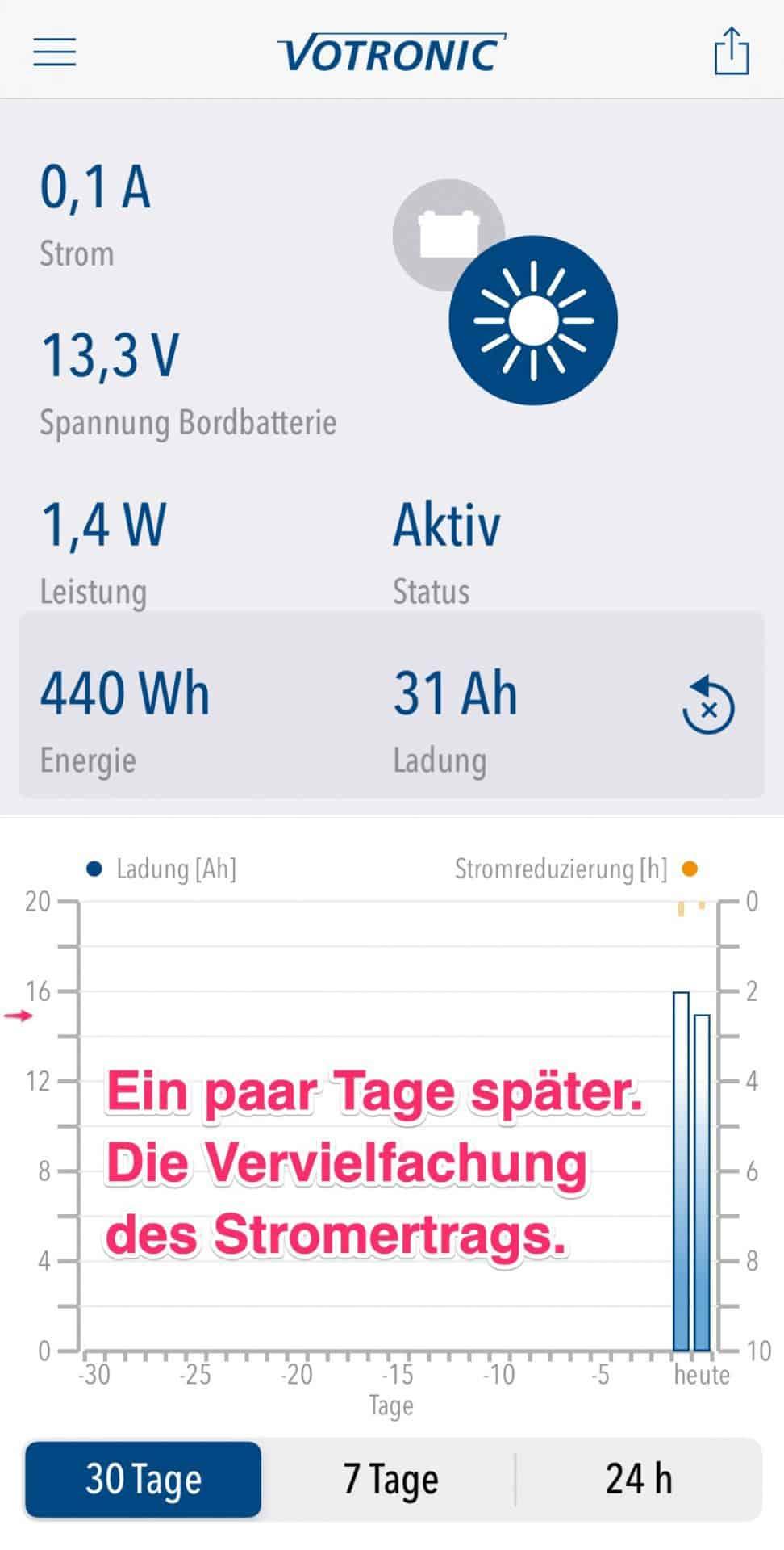 Solaranlage-Wohnmobil-einbauen-erweitern-Votronic-App-Ergebnis