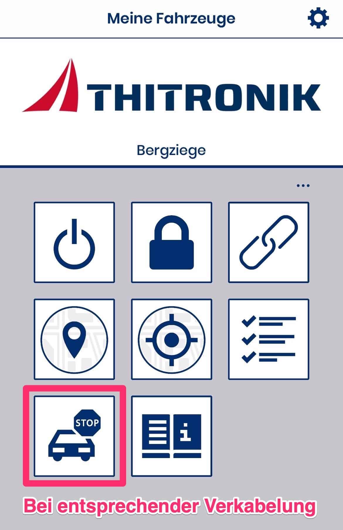 Thitronik-App-Fahrzeug-stilllegen
