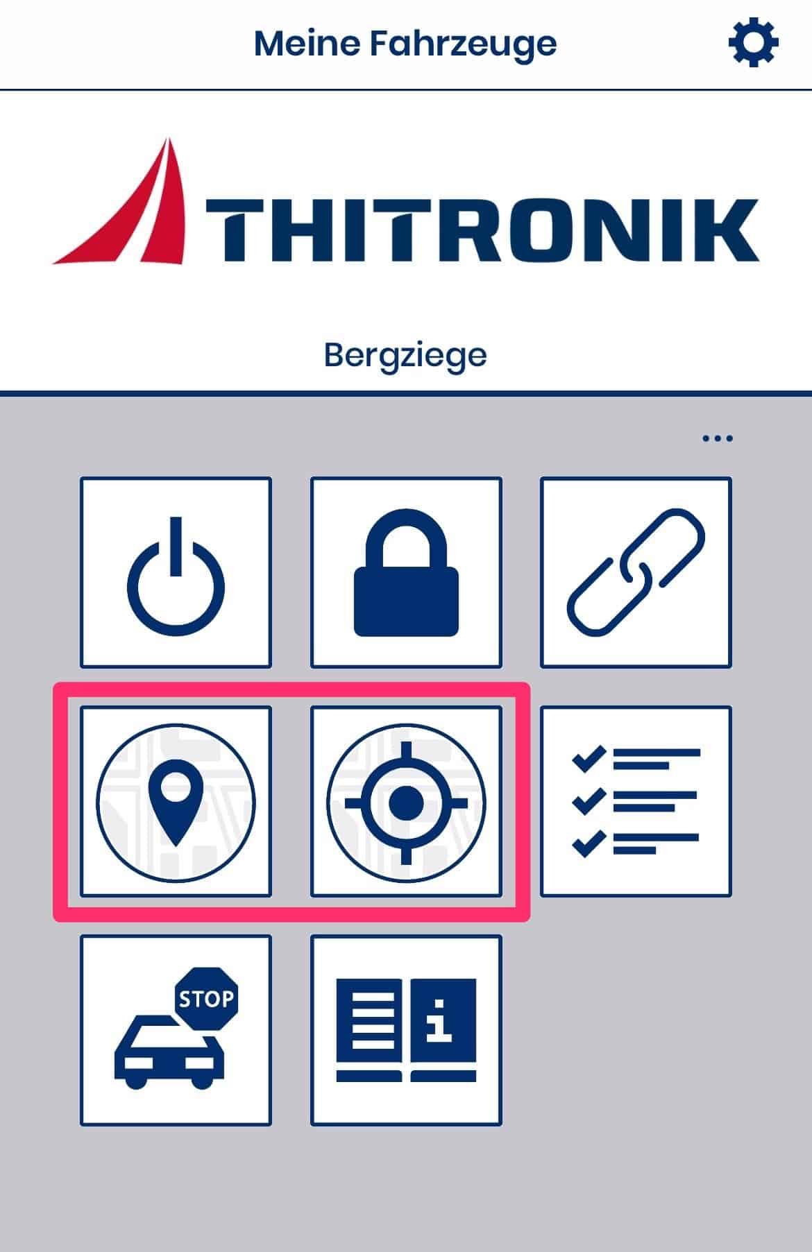 Thitronik-App-GPS-Funktion